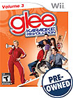 Karaoke Revolution Glee: Volume 3 - PRE-OWNED - Nintendo Wii
