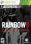 Tom Clancy's Rainbow 6: Patriots - Xbox 360