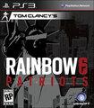 Tom Clancy's Rainbow 6: Patriots - PlayStation 3