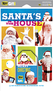 Best Buy GC - $25 Merry Christmas Santa's In the House Gift Card