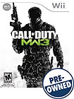 Call of Duty: Modern Warfare 3 - PRE-OWNED - Nintendo Wii