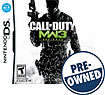 Call of Duty: Modern Warfare 3 Defiance - PRE-OWNED - Nintendo DS