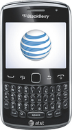 BlackBerry - Curve 9360 Mobile Phone - Black (AT&T)