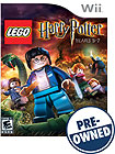 LEGO Harry Potter: Years 5-7 - PRE-OWNED - Nintendo Wii