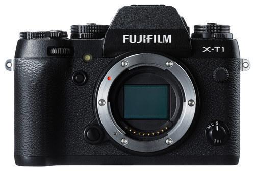 Fujifilm - X-T1 Mirrorless Camera (Body Only) - Black