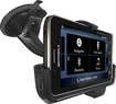Motorola - Vehicle Navigation Dock for Motorola DROID Bionic Mobile Phones