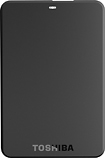 Toshiba - Canvio Basics 30 500GB External USB 30 Portable Hard Drive - Black