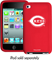 Tribeca - Cincinnati Reds Silicone Case for 4th-Generation Apple iPod touch - Red
