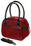 Fujifilm - 2011 Bowler Bag - Red