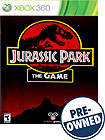 Jurassic Park: The Game - PRE-OWNED - Xbox 360