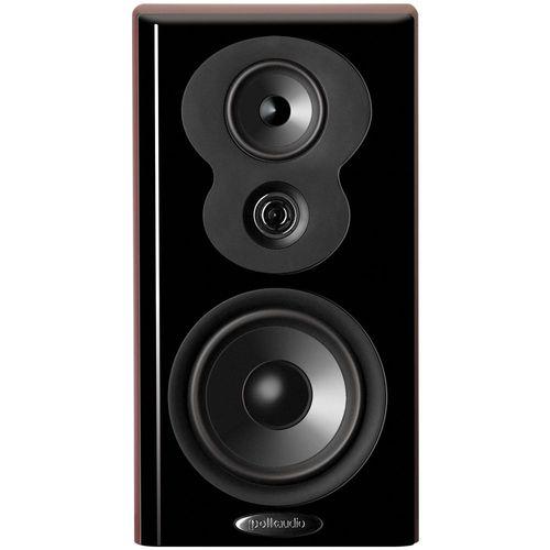 Polk Audio - 6.5 Bookshelf Loudspeaker (Each) - Mount Vernon Cherry