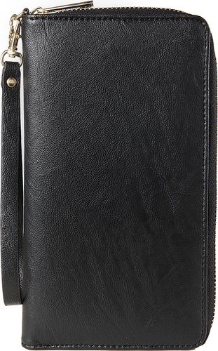 Insignia™ - Clutch Case for Most Cell Phones - Black
