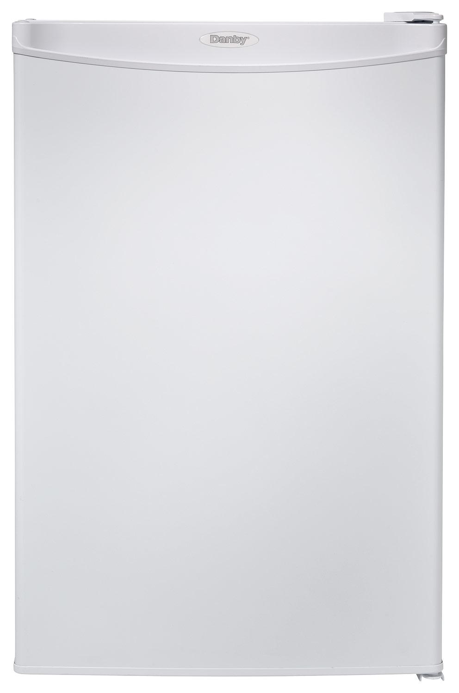 Danby - 3.2 Cu. Ft. Upright Freezer - White