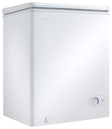 Danby - 3.8 Cu. Ft. Chest Freezer - White