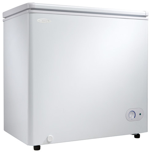 Danby - 5.5 Cu. Ft. Chest Freezer - White