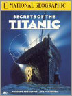 National Geographic: Secrets of the Titanic - DVD