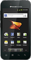 Boost Mobile - LG Marquee No-Contract Mobile Phone - Black