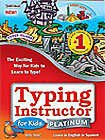 Typing Instructor Platinum For Kids - Mac/Windows