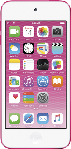 Apple - iPod touch® 32GB MP3 Player (6th Generation - Latest Model) - Pink