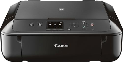 Canon - Pixma MG5720 Wireless All-In-One Printer - Black