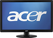 "Acer - S1 Series 20"" Widescreen Flat-Panel LED HD Monitor - Black"