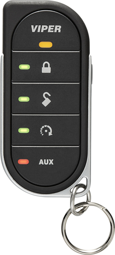 Viper - Replacement Remote for Select Viper Remote Start Systems - Black/Silver