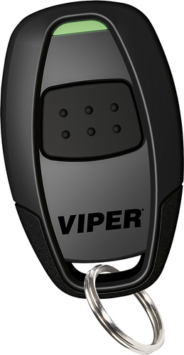 Viper - Replacement Remote for Select Viper Remote Start Systems - Black