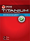 Titanium Maximum Security 2012 (1 User) - Mac/Windows