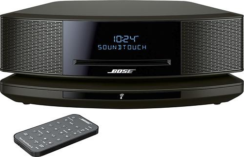 Bose® - Wave® SoundTouch® Music System IV - Black