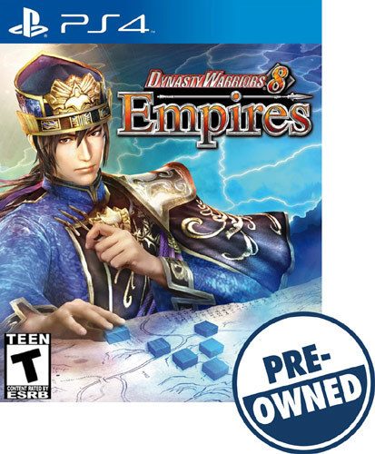 Dynasty Warriors 8: Empires - PRE-Owned - PlayStation 4