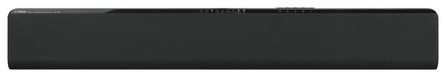 Yamaha - Soundbar System with Dual Built-in Subwoofers - Black