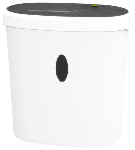 GoECOlife - 8-Sheet Microcut Shredder - White