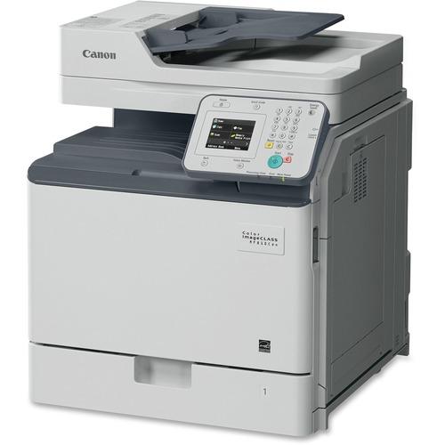 Canon - imageCLASS MF810CDN Color All-in-One Printer - White