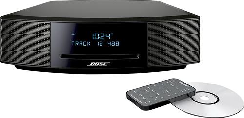 Bose® - Wave® Music System IV - Espresso Black