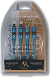 ACOUSTIC RESEARCH AP-067 8' S-Video/Optical Digital Audio Cable