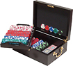 Trademark Global - 4 Aces 500-Piece 115-Gram Poker Chips