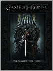 Image of Game of Thrones DVD Season 1