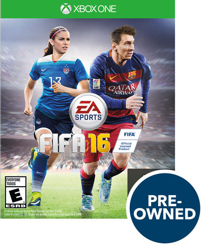 FIFA 16 - PRE-Owned - Xbox One