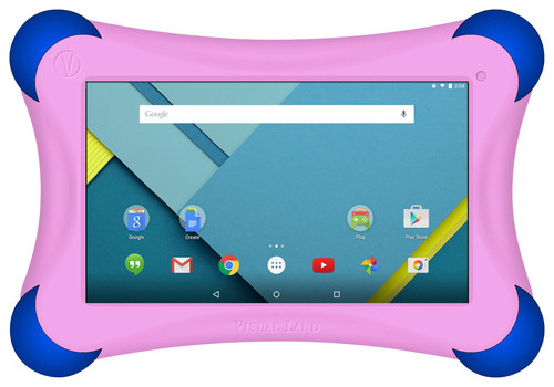 Visual Land - Prestige Elite 7QL - 7 - Tablet - 16GB - Pink
