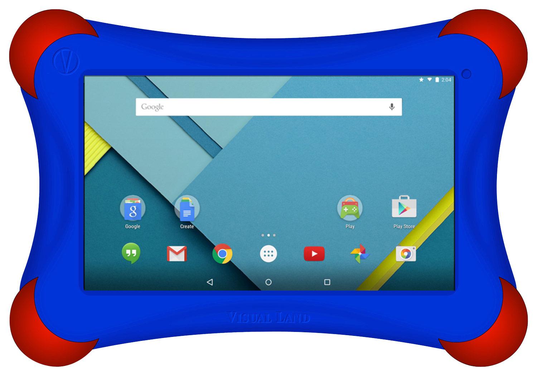 Visual Land - Prestige Elite 7QL - 7 - Tablet - 16GB - Royal Blue