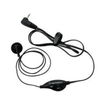 Motorola - 53727 PTT Earset - Black