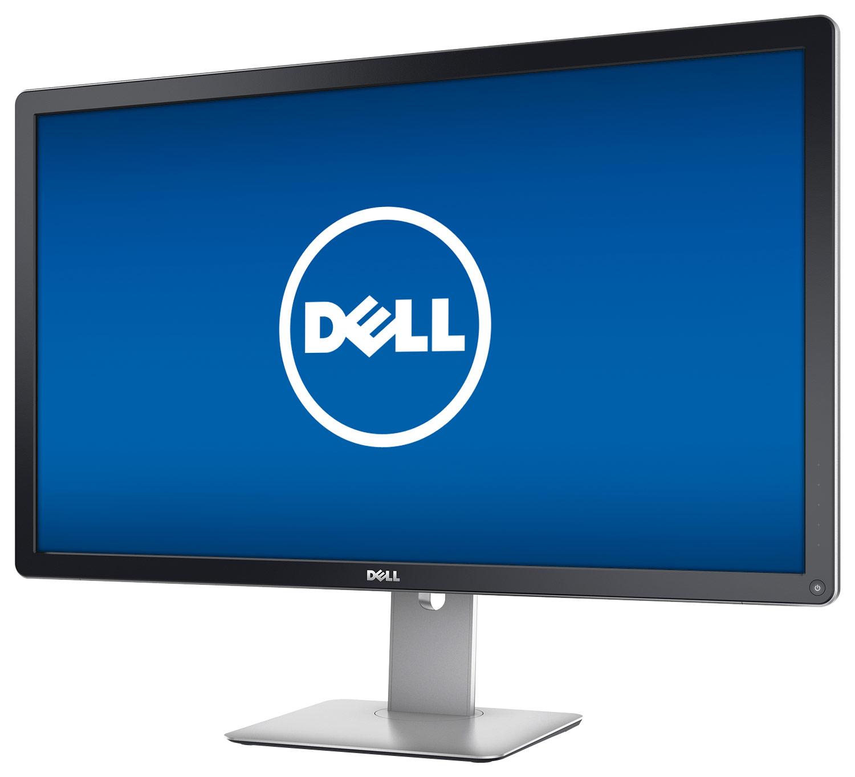 Dell - UltraSharp UP3216Q 31.5 IPS LED 4K UHD Monitor - Black