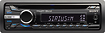 Sony - 52W x 4 Satellite Radio-Ready In-Dash CD Deck