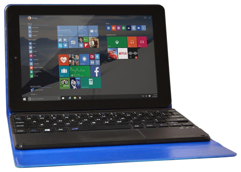 Visual Land - Prestige Premier 9 - 8.9 - Tablet - 32GB - With Keyboard - Blue
