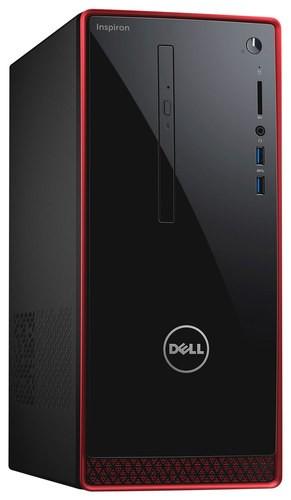 Dell - Inspiron Desktop - AMD A8-Series - 8GB Memory - 2TB Hard Drive - Black