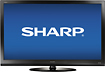 "Sharp - AQUOS - 60"" Class (60-1/32"" Diag.) - LCD - 1080p - 120Hz - HDTV - Piano Black"