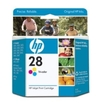 HP - Ink Cartridge - Cyan, Magenta, Yellow - Multicolor