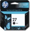 HP - 27 Inkjet Cartridge - Black