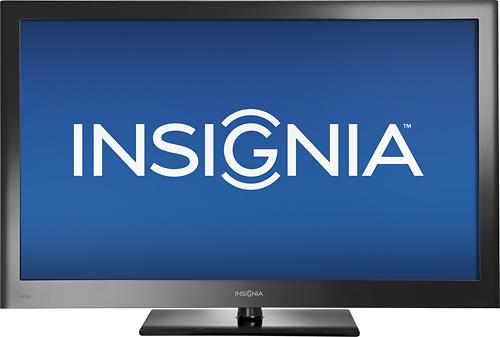 "Insignia™ - 55"" Class (54-5/8"" Diag.) - LCD - 1080p - 120Hz - HDTV"