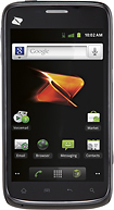 Boost Mobile - ZTE Warp No-Contract Mobile Phone - Black